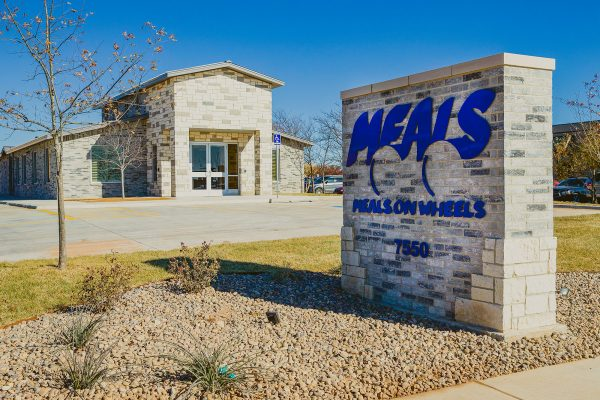 meals on wheels new building