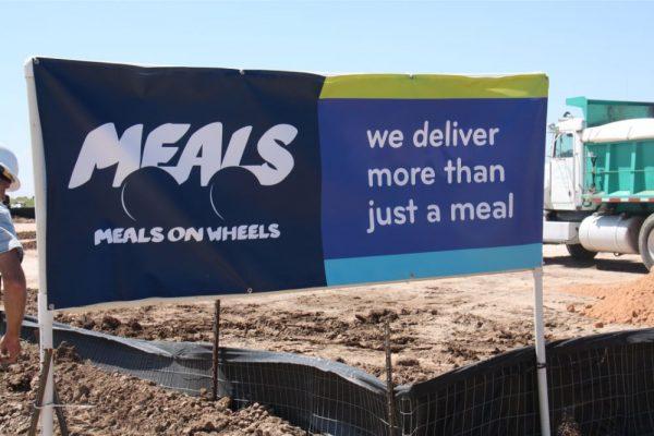 meals on wheels groundbreaking